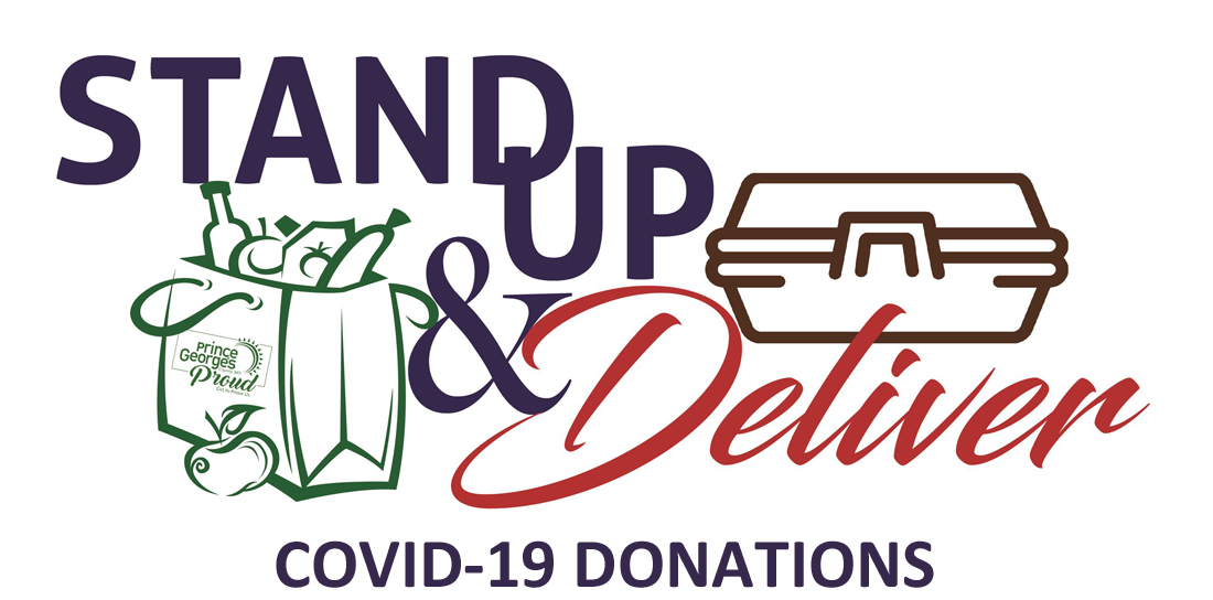 Stand Up & Deliver COVID-19 Donations